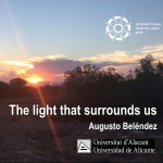 The light that surrounds us