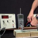 Ley de Biot-Savart: campo magnético de un solenoide