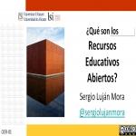 ¿Qué son los Recursos Educativos Abiertos?