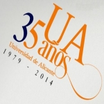 35 Aniversario Universidad de Alicante
